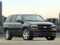 Купить Chevrolet Trailblazer с пробегом