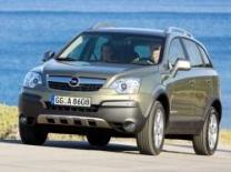 Купить Opel Antara с пробегом