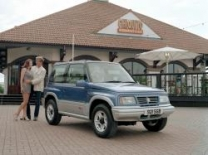 Купить Suzuki Vitara с пробегом
