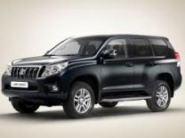 Купить Toyota Land Cruiser Prado с пробегом