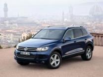 Купить Volkswagen Touareg с пробегом