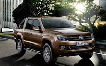 Купить Volkswagen Amarok с пробегом