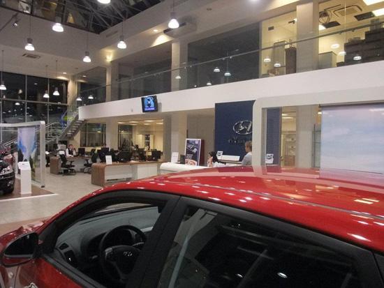 Автосалон хендай москва отзывы вакансии в автосалоны города москвы