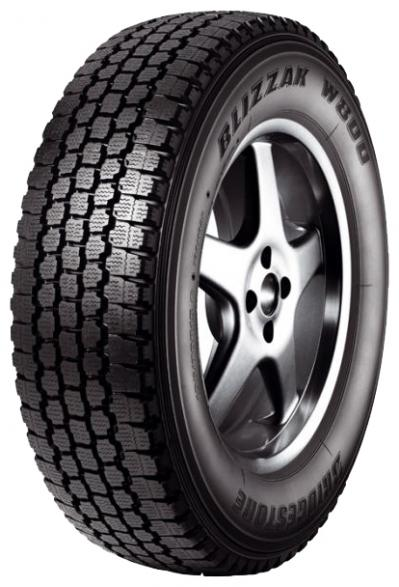 Шины Bridgestone Blizzak W800